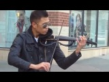 AMAZING Street musician! (Epic Violinist Music Video) HD