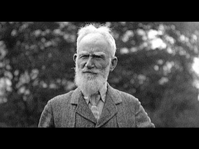 Бернард Шоу / Bernard Shaw.