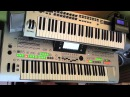 Children robert miles remix played on yamaha tyros 3 with vst plugins