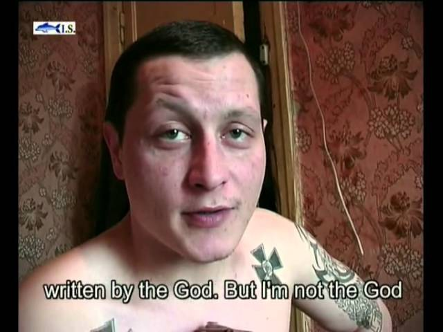 Паук spider (Russian criminal tattoos) [Eng Sub]