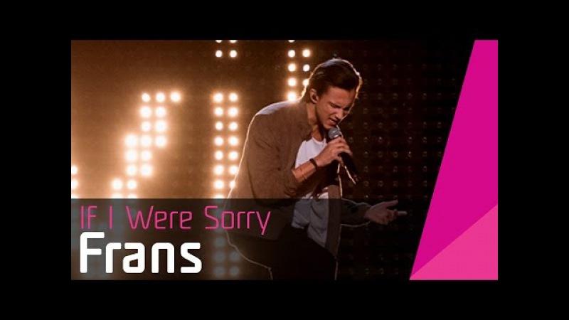 Frans – If I were Sorry | Sweden | Melodifestivalen 2016