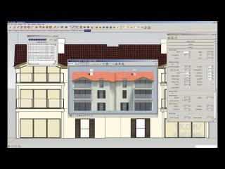[SketchUp.ru] V-Ray для SketchUp - рендер ортогональной проекции в версии ДО 1.60