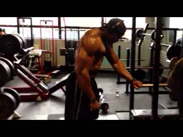 Simeon Panda Fitness Motivation