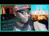 Girls' Generation - Lion Heart MV Reaction | Tiger Body Rolls xD