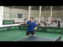 Уроки настольного тенниса А.Власова для начинающих. Часть 9