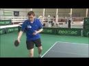 Уроки настольного тенниса А.Власова для начинающих. Часть 8