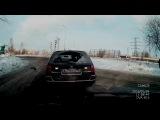 Подборка Аварий ДТП и Курьёзов на дорогах  Январь 2016