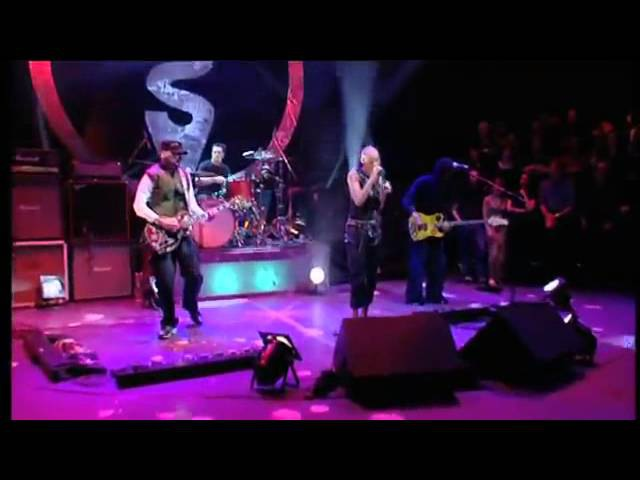 Skunk Anansie We Don't Need Who You Think You Are Live) YouTube