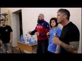 Ли Моррисон, Сергей Бадюк, Макс Степанов. Тренировка взрывной силы