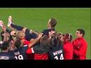 Последний матч Дэвида Бекхэма Last match David Beckham