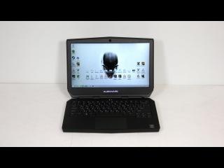 Видео обзор ноутбука Dell Alienware 13