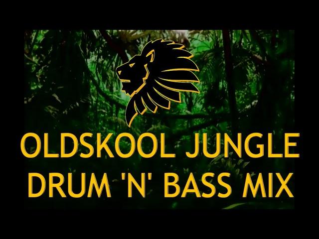 Oldskool Jungle Drum n Bass Mix 92-97