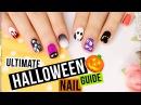 HALLOWEEN NAIL GUIDE • 10 super einfache NAGELDESIGNS für Halloween! ❤ | spooktober