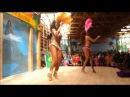 Hacienda San Jorge Brazilian Samba Dancers at the Texas Renaissance Festival