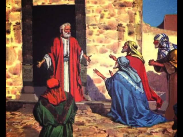 Саул, первый царь еврейский