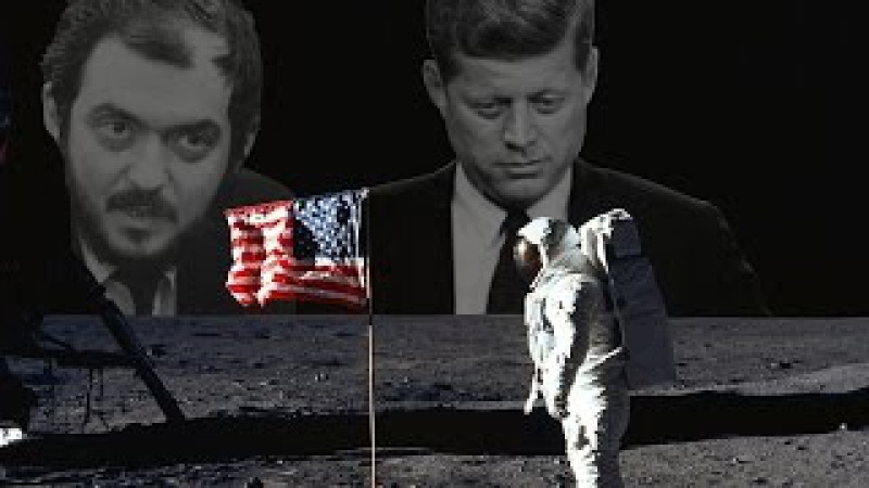 Faking the Moon Landing - Stanley Kubrick NASA's Noble Lie with Bart Sibrel
