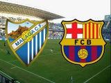 Малага - Барселона 1: 2   Обзор матча. Примера.  23/01/2016