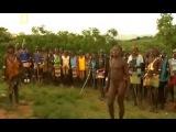 Дикие племена Африки.Подробности жизни племени Хамар.