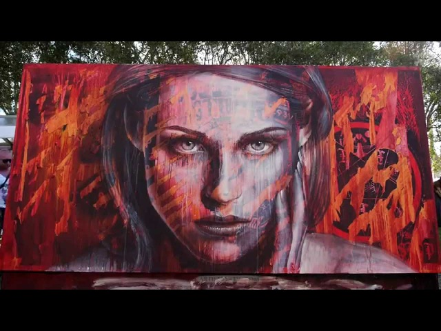 Artistry B-roll | Project 5 with Adnate, Rone, Jodee Knowles and Numskull