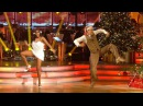 Tom Chambers Oti Mabuse Charleston to 'Santa Claus Is Comin' To Town' - Christmas Special: 2015