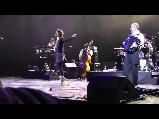 LIVE video from concert ZAZ part 1