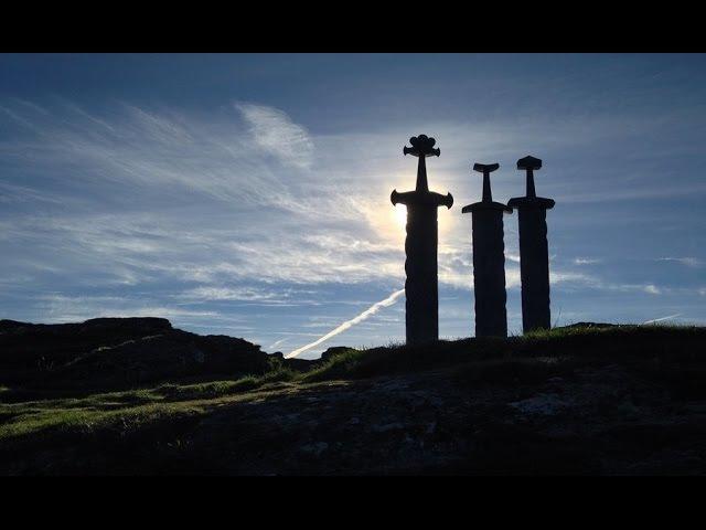 Меч викингов и его секреты.