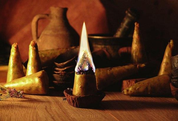 Катаная свеча как сделать