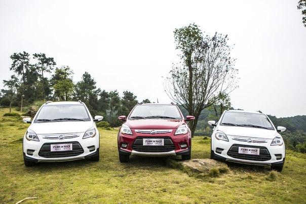 Доля продаж китайских автомобилей выросла