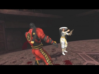 Xbox Longplay [020] Mortal Kombat Deception (Fatalities)