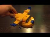 Герой-игрушка из м/ф Супер крылья Джетт (на батарейках)
