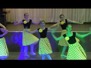 Летка-енка танец из балета Маленькие истории больших городов
