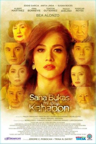 38 серия Болашағым өз қолымда / Sana Bukas pa ang Kahapon