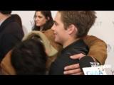 Тайлер поцеловал Дилана:3