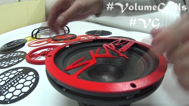 Проставочные пластины под плоские грили VolumeGrills VG