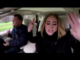 Adele - Monster by Nicki Minaj (Carpool Karaoke with James Corden)