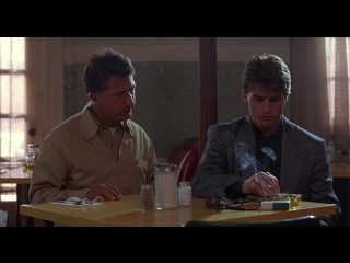 Человек дождя (1988) Дастин Хоффман, Том Круз