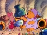 Винни Пух Дисней мультик - Унесённый ветром, мультфильмы смотреть