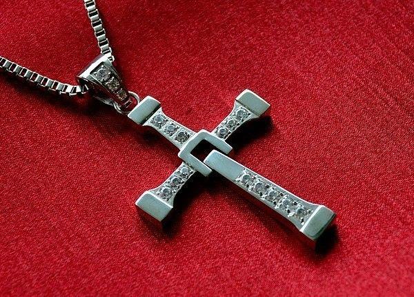 Титановый крест Торетто