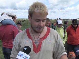 В Чебаркуле прошел фестиваль «Легенды Малково»