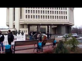 Крымская весна. 4 марта 2014. Как ЭТО было. Симферополь.