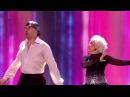 Britain's Got Talent Season 8 Finals Paddy Nico Amazing Superwoman Ballroom Dancer