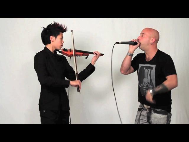 Electric Violin and Beatbox Moonlight Grenade