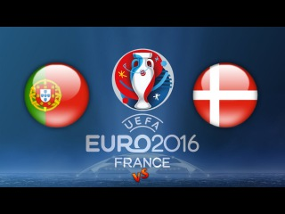 Португалия 1-0 Дания 08/10/2015 EURO2016 all goals and highlights