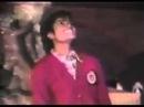 Michael Jackson singing that hes Peter Pan! So Cute