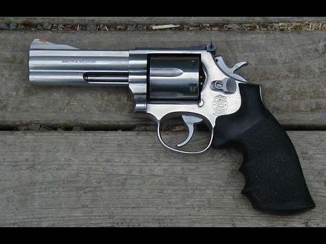 Smith Wesson 686 Revolver 357 Mag 4in 6rd Stainless