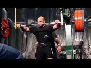 Amit Sapir (CANADA) - GPA World Championships 2014 Sydney / Squat & Benchpress