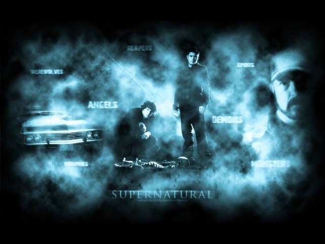 Christopher Lennertz - Dean's Dirty Organ Supernatural OST