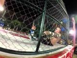 Pagano &amp Lizmark Jr. vs. Ultimo Guerrero &amp Sharlie Rockstar Cage Match