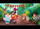 Джейк и пираты Нетландии - Спящая русалка! / Мега-Меха меч Джейка! - Серия 17, Сезон 3