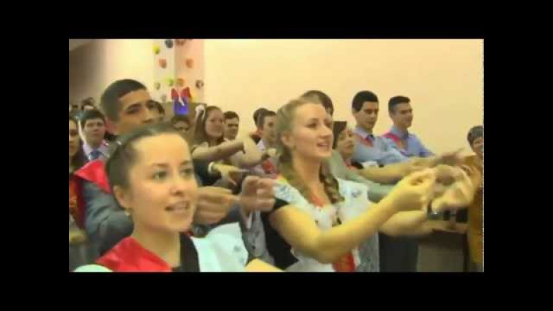 Школа(на мотив песни Michel Teló -- Ai Se Eu Te Pego)